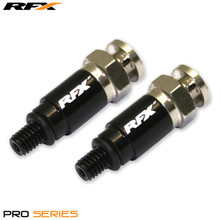 RFX Pro Fork Air Bleeders M5x0.8 (Black) Kayaba/Showa CRF/YZF/RMZ/KXF