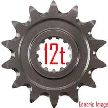 Renthal Front Sprocket 12T Suzuzki RM125  RMZ250 07-12