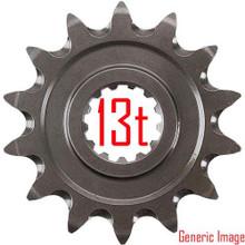 Renthal Front Sprocket 13T Suzuki RM125  RMZ250 07-12