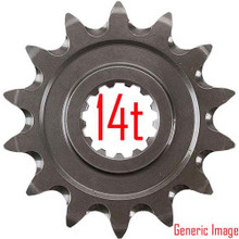 Renthal Front Sprocket 14T Grooved Honda CR85 86-ON