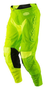 2017 Troy Lee Designs GP Air Pant 50/50 Flo Yellow/Green
