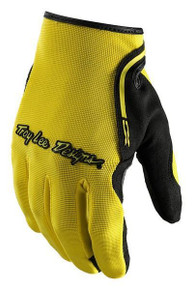 2017 Troy Lee Designs TLD XC Gloves Yellow