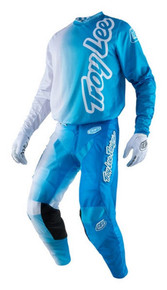 2017 Troy Lee Designs TLD Combo GP Air 50/50 White/Blue