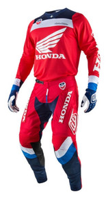 2017 Troy Lee Designs TLD Combo SE Air Corsa Honda Red/White/Blue