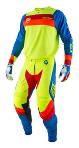 2017 Troy Lee Designs TLD Combo SE Air Corsa Flo Yellow
