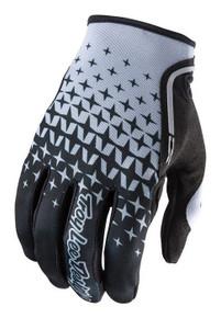 2017 Troy Lee Designs TLD XC Gloves Starburst Black/Grey
