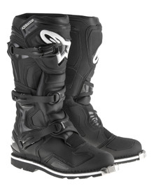 2017 Alpinestars Tech One Enduro Boots Black