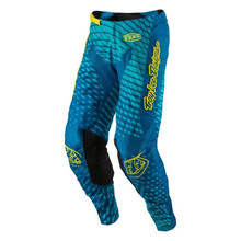 2017 Troy Lee Designs GP Pant Tremor Blue/Yellow