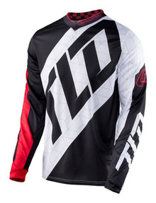 2017 Troy Lee Designs TLD Youth GP Quest Jersey Black/White