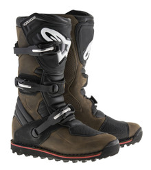2017 Alpinestars Tech-T Boots Brown Oiled