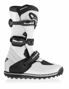 2017 Alpinestars Tech-T Boots White/Black
