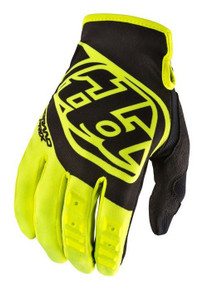 2017 Troy Lee Designs GP Gloves Flo Yellow