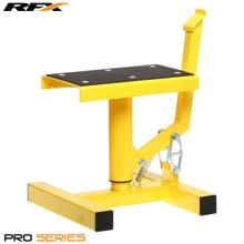 RFX Pro Single Pillar Lift up Bike Stand (Yellow)