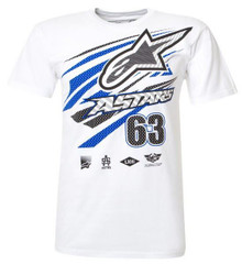 Alpinestars T-Shirt Superpro White