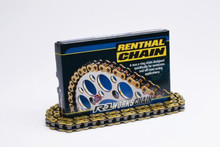 Renthal 520 R1 Motocross Racing Chain 120 Links Gold MX/Enduro/Off-Road