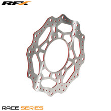RFX Race Front Disc (Red) Honda CR80/85 96-07 CRF150 07-16