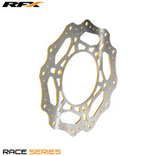 RFX Race Front Disc (Yellow Suzuki RM85 05-16 (Black Use 40100)