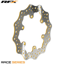 RFX Race Rear Disc (Yellow) Suzuki RM125/250 06-08
