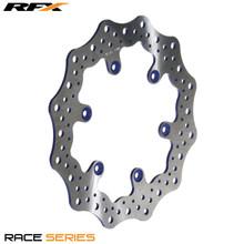 RFX Race Rear Disc (Blue) Yamaha YZ125/250 02-16 Yamaha YZF250 02-16 YZF450 03-16