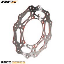 RFX Race Front Disc (Orange) KTM SX125-450 98-16 EXC125-525 91-16 + Husq + Husa + Beta