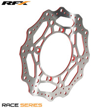 RFX Race Front Disc (Red) Husqvarna All TC/TE/WR 125-630 00-13