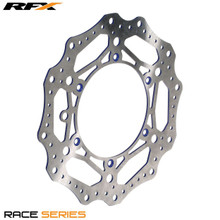 RFX Race Front Disc (Blue) Husqvarna TC/TE FC/FE 14-16 Husaberg 09-13 (50600 for Black)