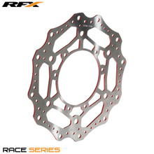 RFX Race Front Disc (Red) Honda CR/CRF125-500 95-14