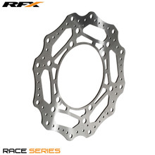 RFX Race Rear Disc (Black) Honda CR125/250/500 89-96
