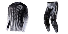 2017 Troy Lee Designs TLD GP Combo Tremor Black/White