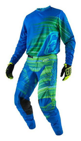 2017 Troy Lee Designs TLD GP Combo Electro Navy