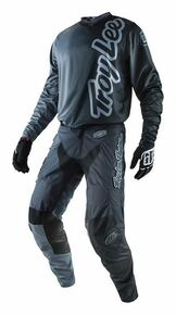 2017 Troy Lee Designs TLD GP Combo 50/50 Charcoal