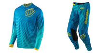 2017 Troy Lee Designs TLD GP Combo Tremor Blue/Yellow