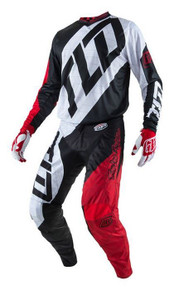 2017 Troy Lee Designs TLD GP Combo Quest Red/White/Blue