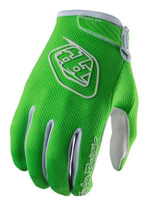 2018 Troy Lee Designs Youth GP Air Gloves Flo Green