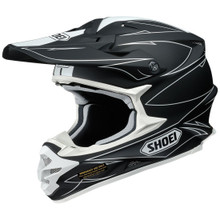 Shoei VFX-W MX Hectic TC5 Black/White