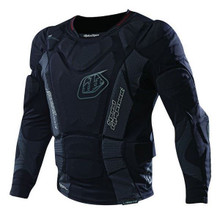 Troy Lee Designs TLD Youth HW L/Sleeved Protective Shirt Black