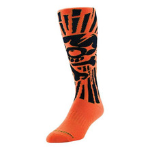2017 Troy Lee Designs TLD Socks Skully Orange