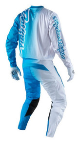 2017 Troy Lee Designs TLD Youth GP Air Combo 50/50 White/Blue