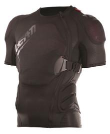 2017 Leatt 3DF Body Tee Airfit Lite Black