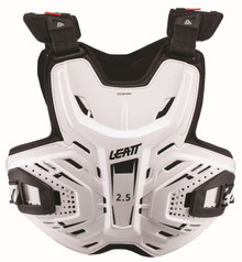 Leatt CHEST PROTECTOR 2.5 ADULT WHITE