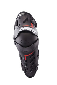2017 Leatt Dual Axis Knee Guard Black/Red