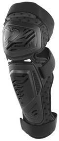 Leatt 3.0 Ext Knee & Shin Guard Black