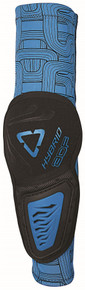 Leatt 3DF Elbow Guard Hybrid Black/Blue
