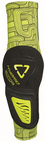Leatt 3DF Elbow Guard Hybrid Black/Lime