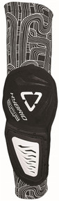Leatt 3DF Elbow Guard Hybrid Black/White