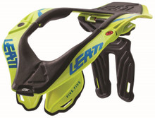 2017 Leatt GPX 5.5 Neck Brace Lime