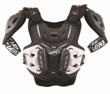 2017 Leatt 4.5 Pro Chest Protector Black