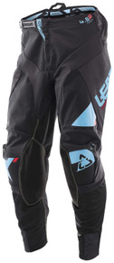2017 Leatt GPX 4.5 Pants Black/Blue