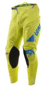 2017 Leatt GPX Pants 4.5 Lime/Blue
