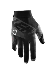 2017 Leatt GPX 2.5 X Flow Gloves Black/Grey